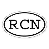 Rcn bumper stickers Single
