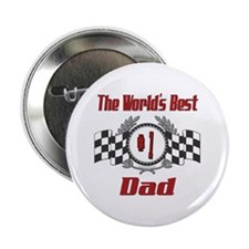 """Number 1 Dad 2.25"""" Button (100 pack)"""