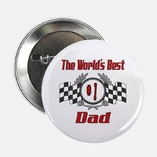 "Number 1 Dad 2.25"" Button (10 pack)"