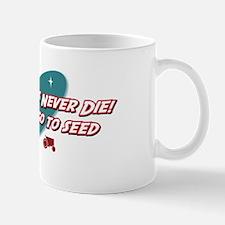 Old Farmers Never Die Mug