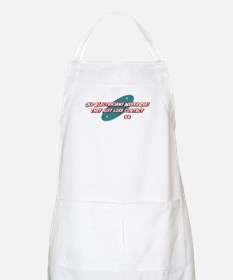 Old Electricians Never Die BBQ Apron
