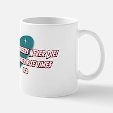Old Electrical Engineers Never Die Mug