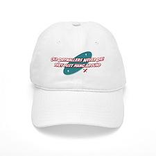 Old Drywallers Never Die Baseball Cap