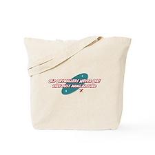Old Drywallers Never Die Tote Bag