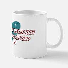 Old Drywallers Never Die Mug