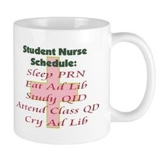 Cute Nursing student Mug