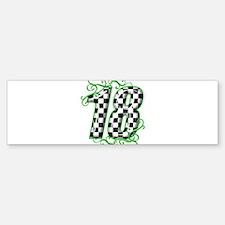 RaceFashion.com Bumper Bumper Bumper Sticker