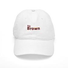 Big Brown Baseball Cap