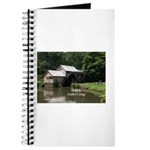 Mabry Mill Father's Day Gift Journal