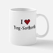 I heart Yog-Sothoth Mug
