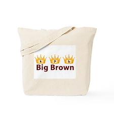 Triple Crown Tote Bag