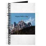 Castle Crags CA. Father's Day Gifts Journal