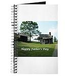 Brinegar Cabin Father's Day Gift Journal