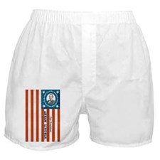 Lincoln Flag Boxer Shorts