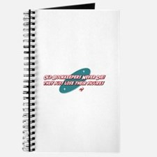 Old Bookkeepers Never Die Journal