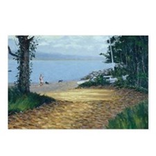Cape Cod Scene Postcards (Package of 8)