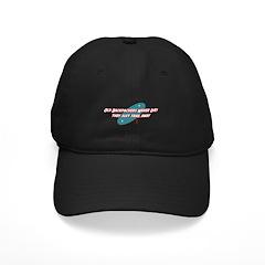 Old Backpackers Never Die Baseball Hat