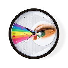 Future Visions <br> Wall Clock