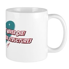 Old Architects Never Die Mug