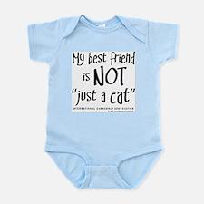 """Not """"just a cat"""" Infant Creeper"""