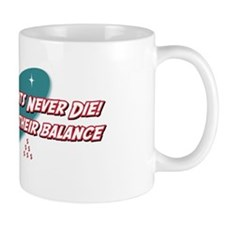 Old Accountants Never Die Small Mug
