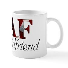 USAF Girlfriend (Flag) Mug