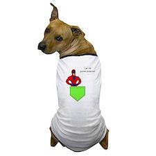 Pocket Protector Dog T-Shirt
