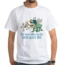 Bitten by Genealogy Bug Shirt