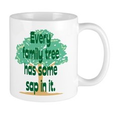 Family Tree Sap Mug