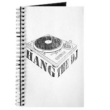 Hang the DJ Journal