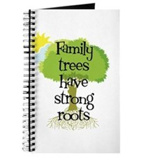Trees Have Strong Roots Journal