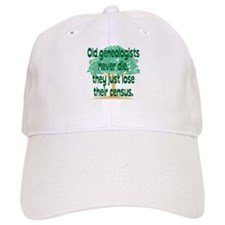 Lose Their Census Baseball Cap