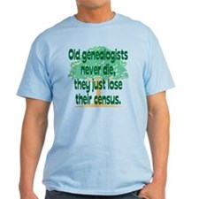 Lose Their Census T-Shirt