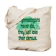 Lose Their Census Tote Bag