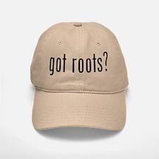 got roots Baseball Baseball Cap