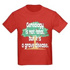 Genealogy T