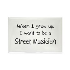 When I grow up I want to be a Street Musician Rect