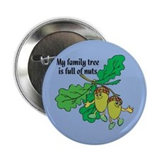 "Full of Nuts 2.25"" Button"