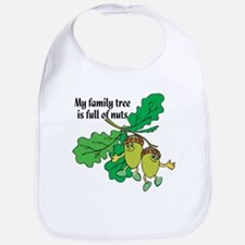 Full of Nuts Bib