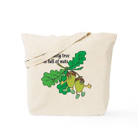 Full of Nuts Tote Bag