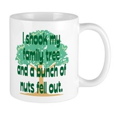 Shook Family Tree Mug