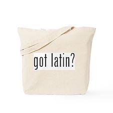 got latin? Tote Bag