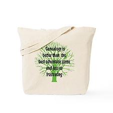 Genealogy Game Tote Bag