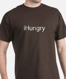 """""""iHungry"""" T Shirt"""