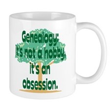 Genealogy Obsession Mug