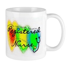 registered nurse Mugs