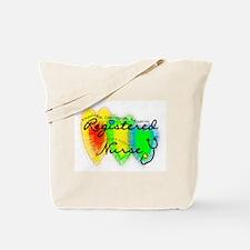 Funny Rn Tote Bag