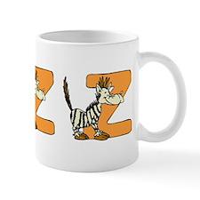 Z is for Zebra Mug