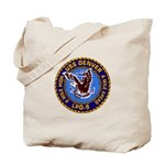 USS Denver LPD-9 Tote Bag