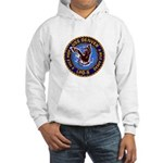 USS Denver LPD-9 Hooded Sweatshirt
